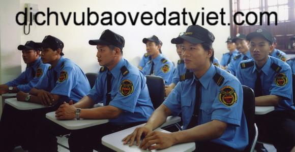 nhân viên công ty bảo vệ ở Nha Trang