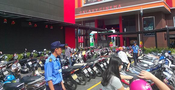 dịch vụ bảo vệ bãi xe Đất Việt