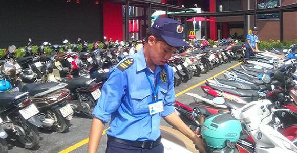 bảo vệ làm việc tại gò vấp năm 2015