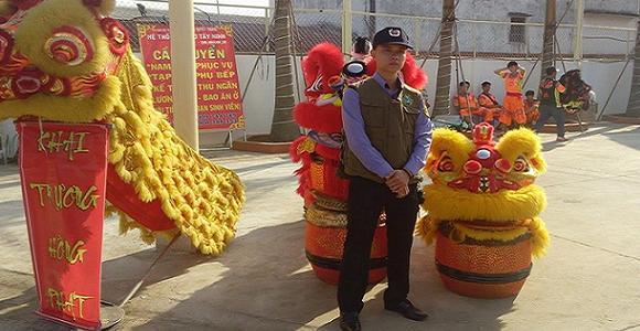 Dịch vụ bảo vệ quán nhậu, công ty bảo vệ Đất Việt cung cấp