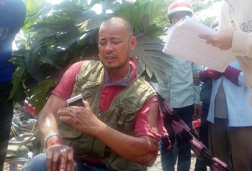 công ty bảo vệ uy tín Đất Việt đưa tin vụ xe máy gây tai nạn trên cao tốc