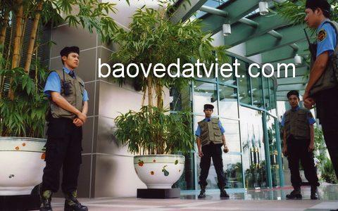 công ty bảo vệ chuyên nghiệp tại Tp.HCM