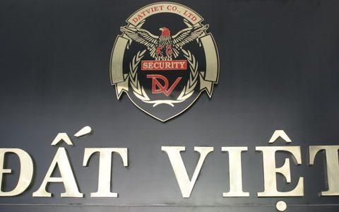 logo công ty bảo vệ Đất Việt