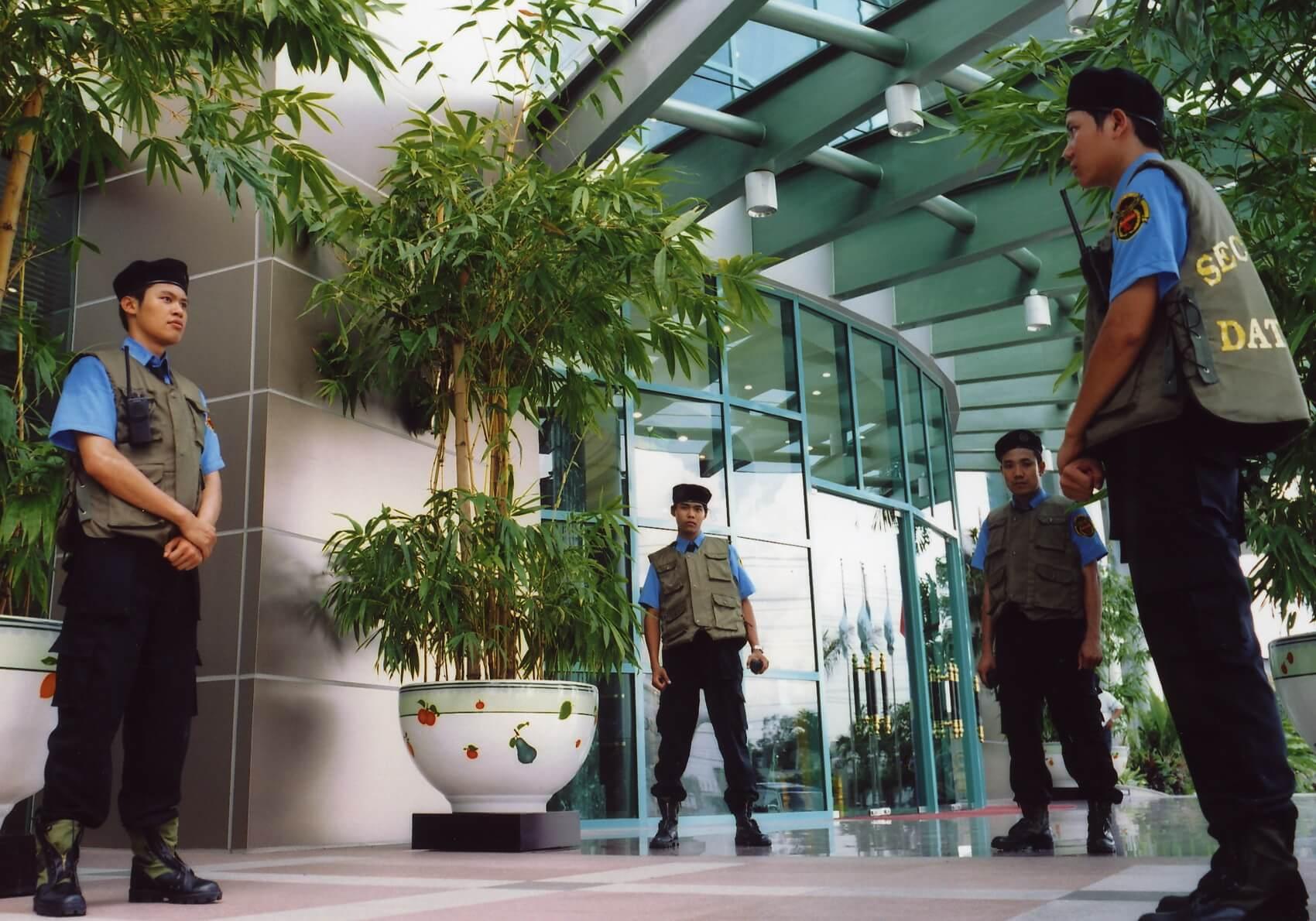 công ty bảo vệ tại tphcm