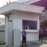 dịch vụ bảo vệ cổng chính