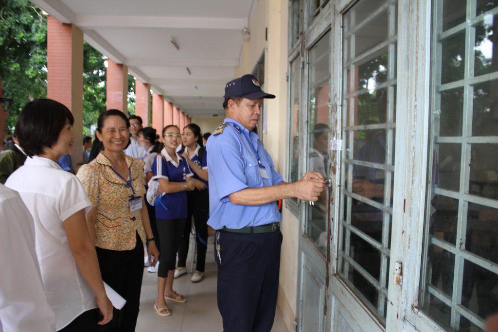 giải pháp bảo vệ an ninh trường học
